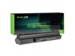Batería para portátil Green Cell ® FPCBP250 para Fujitsu LifeBook A512 A530 A531 AH502 AH530 AH531 AH562 6600mAh
