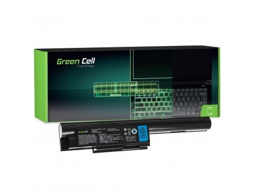 Green Cell Batería FPCBP274 FMVNBP195 para Fujitsu LifeBook BH531 LH531 SH531