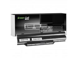 Batería para portátil Green Cell PRO ® FPCBP250 para Fujitsu LifeBook A530 A531 AH530 AH531