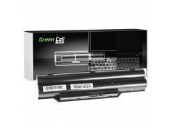 Green Cell PRO Batería FPCBP250 para Fujitsu LifeBook A512 A530 A531 AH502 AH530 AH531 LH520