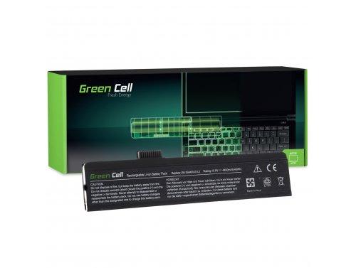 Green Cell Batería 3S4000-G1S2-04 para UNIWILL L50 Fujitsu-Siemens Amilo Pa2510 Pi1505 Pi1506 Pi2512 Pi2515