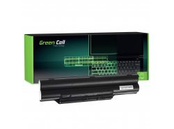 Batería para portátil Green Cell ® FPCBP145 para Fujitsu-Siemens LifeBook E8310 P770 S710 S7110