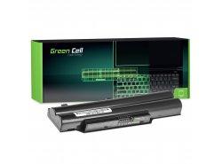 Batería para portátil Green Cell ® FPCBP250 para Fujitsu LifeBook AH530 AH531 A530 A531