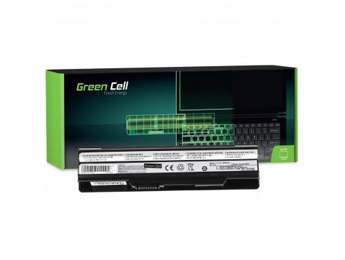 Batería para portátil Green Cell ® BTY-S14 para MSI CR650 CX650 FX600 GE60 GE70