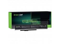 Batería para portátil Green Cell ® A32-A15 A41-A15 para MSI A6400 CR640 CX640 MS-16Y1