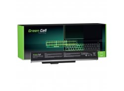 Green Cell Batería A32-A15 A41-A15 A42-A15 para MSI A6400 CR640 CR640DX CR640MX CX640 CX640MX MS-16Y1 10.8V