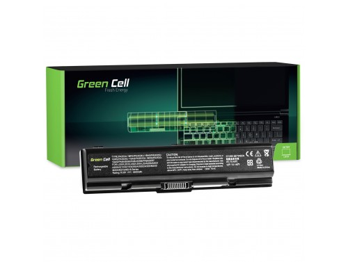 Laptop Green Cell ® Akku PA3534U-1BRS para Toshiba Satellite A200 A300 A500 L200 L300 L500