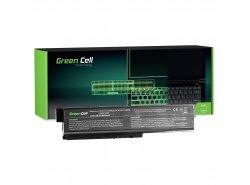 Batería para portátil Green Cell ® PA3817U-1BRS PA3634U-1BRS para Toshiba Satellite C650 C650D C660 C660D L650D L655 L750