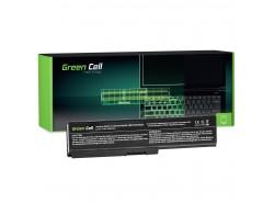 Green Cell Batería PA3817U-1BRS PA3818U-1BAS para Toshiba Satellite C650 C650D C660 C660D C665 L750 L750D L755D L770 L775