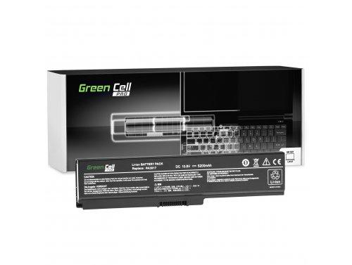 Green Cell PRO Batería PA3817U-1BRS PA3818U-1BAS para Toshiba Satellite C650 C655 C650D C660 C660D L650D L655 L750 L750D L755