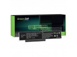 Batería para portátil Green Cell ® SQU-701DHR504 para Joybook C41 Q41 R43 R43C R43CE R56 y Packard Bell EASYNOTE MB55 MB85 MH35