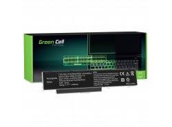 Green Cell Batería DHR503 para Joybook A52 A53 C41 R42 R43 R43C R43CE R56 und Packard Bell EASYNOTE MB55 MB85 MH35 MH45 MH88