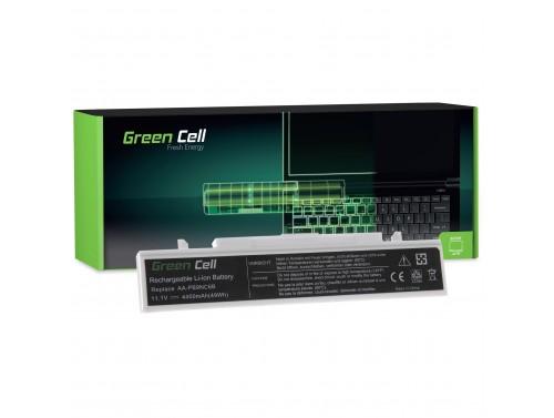 Batería para portátil Green Cell ® AA-PB9NC6B AA-PB9NS6B para Samsung RV511 R519 R522 R530 R540 R580 R620 R719 R780 blanco