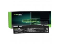 Green Cell Batería AA-PB9NC6B AA-PB9NS6B para Samsung R519 R522 R530 R540 R580 R620 R719 R780 RV510 RV511 NP350V5C NP300E5C