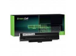 Laptop Green Cell ® Akku AA-PB5NC6B AA-PB5NC6B / E para Samsung NP-Q35 XIH NP-Q35 XIP NP-Q35 XIC NP-Q45 WEV NP-Q70 XEV