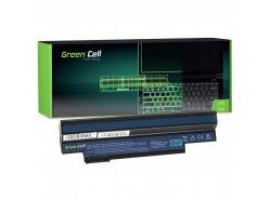 Batería para portátil Green Cell ® UM09G71 UM09H31 para Acer Aspire One 533 532H 533H eMachines EM350 NAV51 Packard Bell EasyNot