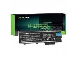 Green Cell Batería SY6 para Acer Aspire 1640 1640Z 1650Z 1690 3000 3500 3510 3630 5000 5510 TravelMate 2300 2310 4060 4100