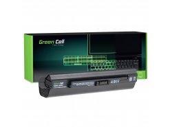 Green Cell Batería UM09A31 UM09B31 para Acer Aspire One 531 531H 751 751H ZA3 ZG8 6600mAh
