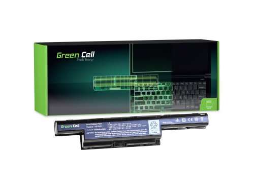 Green Cell ® Laptop Battery AS10D31 AS10D41 AS10D51 para Acer Aspire 5733 5741 5742 5742G 5750G E1-571 TravelMate 5740 5742