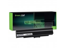 Green Cell ® Laptop Battery UM09E71 UM09E51 para Acer Aspire One 521 752 Ferrari One 200 Packard Bell EasyNote Dot A