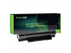 Green Cell Batería AL10A31 AL10B31 para Acer Aspire One AO522 AO722 AOD255 AOD257 D255 D255E D257 D257E D260 D270 522 722