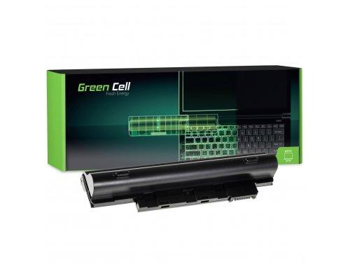 Batería para portátil Green Cell ® AL10A31 AL10B31 para Acer Aspire One D255 D257 D260 D270 722 Packard Bell EasyNote Dot S 4400