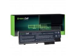 Green Cell Batería para Acer Aspire 3660 5600 5620 5670 7000 7100 7110 9300 9304 9305 9400 9402 9410 9410Z 9420 11.1V