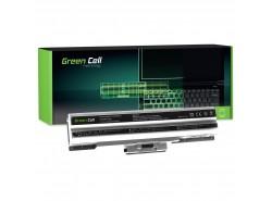 Batería para portátil Green Cell ® VGP-BPS13 VGP-BPS21 para SONY VAIO VGN-FW PCG-31311M VGN-FW21E