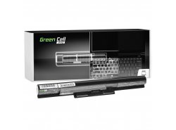 Green Cell PRO Batería VGP-BPS35A VGP-BPS35 para Sony Vaio SVF15 SVF14 SVF1521C6EW SVF1521G6EW Fit 15E Fit 14E