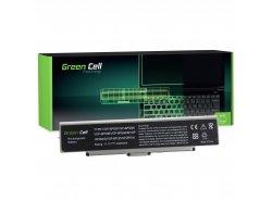 Batería para portátil Green Cell ® VGP-BPS9B VGP-BPS9 para SONY VAIO VGN-AR570 CTO VGN-AR670 CTO VGN-AR770 CTO