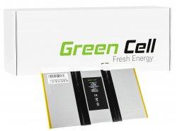 Batería Green Cell A1389 para Apple iPad 3 A1430 A1416 A1403 3 generación  iPad 4 A1460 A1458 A1459 4 generación
