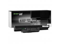 Green Cell PRO Batería A32-K53 para Asus K53 K53E K53S K53SJ K53SV K53T K53U K54 X53 X53E X53S X53SV X53U X54 X54C X54H X54L