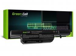 Batería Green Cell ® C4500BAT-6 para Clevo C4500 C5500 W150 W150ER W150ERQ W170 W170ER W170HR