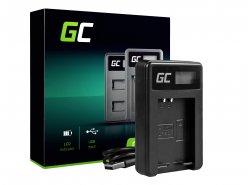 Kamera Akku-Ladegerät LC-E12 Green Cell ® für Canon LP-E12, EOS M100, EOS100D, EOS-M, EOS M2, EOS M10, Rebel SL1