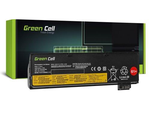 Batería extendida Green Cell ® para Lenovo ThinkPad T470 T570 A475 P51S T25