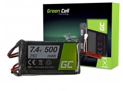 Green Cell Akku 500mAh 7.4V