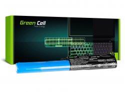 Green Cell Batería A31N1601 A31LP4Q para Asus R541 R541N R541NA R541S R541U Vivobook Max F541N F541U X541 X541N X541S X541U