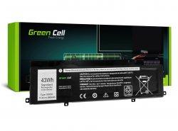 Green Cell Batería 5R9DD para Dell Chromebook 11 3120 P22T