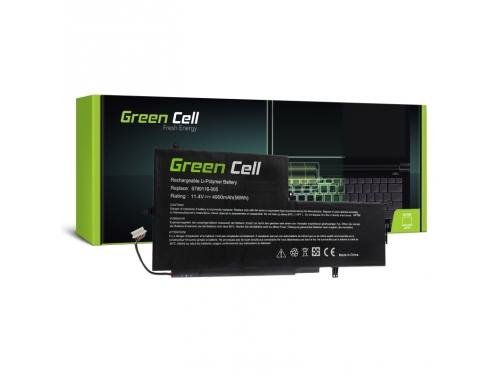 Green Cell Batería PK03XL para HP Envy x360 13-Y HP Spectre Pro x360 G1 G2 HP Spectre x360 13-4000