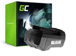 Green Cell® Batería (2Ah 18V) 45.113.13 4511313 para Einhell RT-CD 18/1 Li 4513265