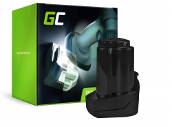 Green Cell ® Akku für Metabo 6.25439 10.8V 2Ah