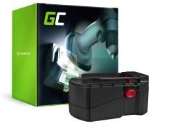 Green Cell ® Akku für Hilti SFL24 24V 3Ah