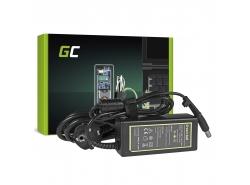 Fuente de alimentación / cargador Green Cell ® para computadora portátil HP DV4 DV5 DV6 CQ40 CQ50 CQ60 DM4-1000 ProBook 4510s Co