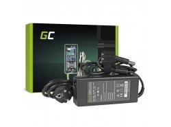 Green Cell ® Cargador / adaptador de computadora portátil HP DV4 DV5 DV6 ProBook 4510s 4515 4710s CQ42 G42 G61 G62 G71 G72