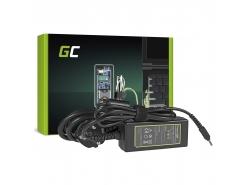 Green Cell ® Stromversorgung für laptop Samsung NP300U NP530U3B-A01 NP900 19V 2.1A