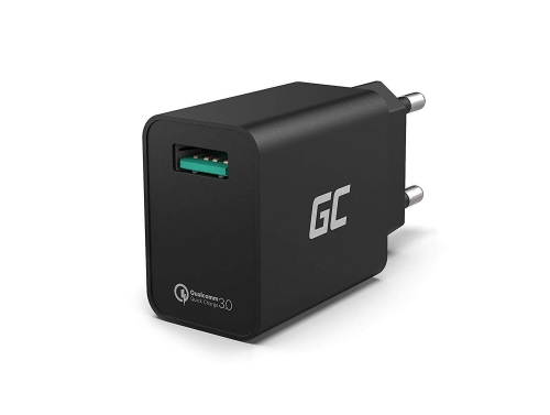 Cargador USB de 18 W con carga rápida 3.0 Carga rápida