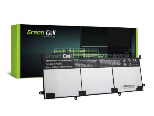 Batería para portátil Green Cell ® C31N1428 para Asus Zenbook UX305L UX305LA UX305U UX305UA