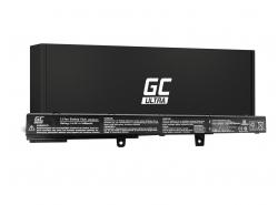 Green Cell ULTRA Laptop Akku A31N1319 A41N1308 für Asus X551 X551C X551CA X551M X551MA X551MAV F551 F551C F551M R512C R512CA