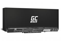 Green Cell ULTRA Batería A41-X550E para Asus A550 F550 F550D K550 K750 R510 R510D R510DP R750 R752L X450 X550 X550D X750