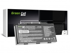 Batería para portátil Green Cell ® PRO BTY-M6D para MSI GT60 GT70 GT660 GT680 GT683 GT780 GT783 GX660 GX680 GX780